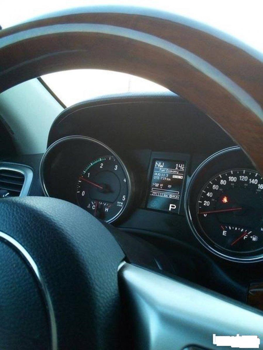 Jeep Grand Cherokee 2012 3.0 Diesel