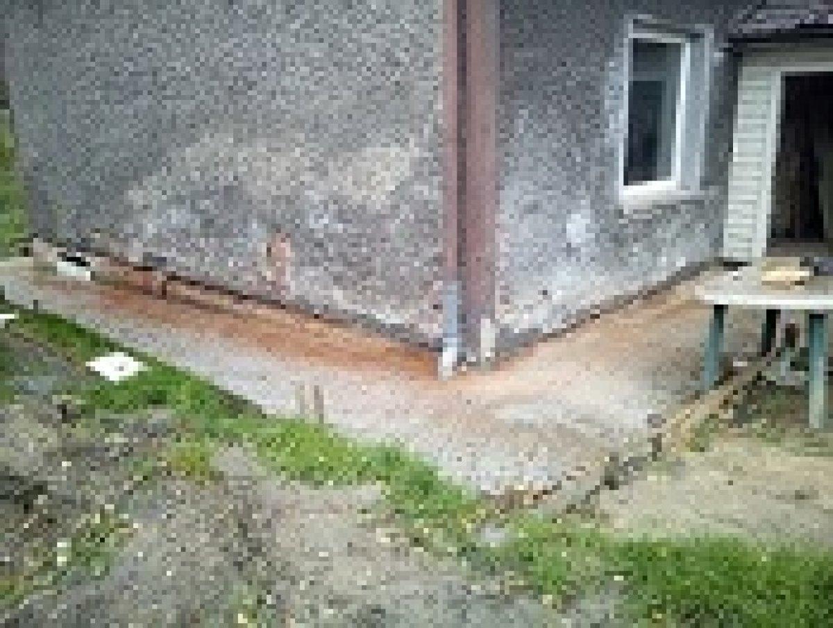 Osuszanie ścian metodą podcinania murów, izolacja pozioma