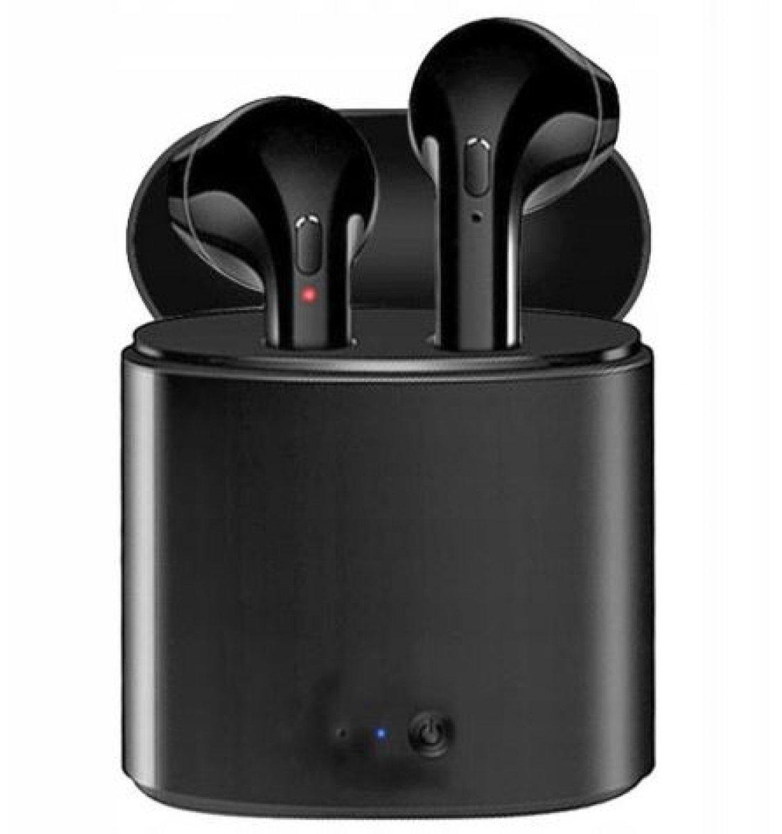 Słuchawki Bezprzewodowe i7s iPhone Samsung Huawei