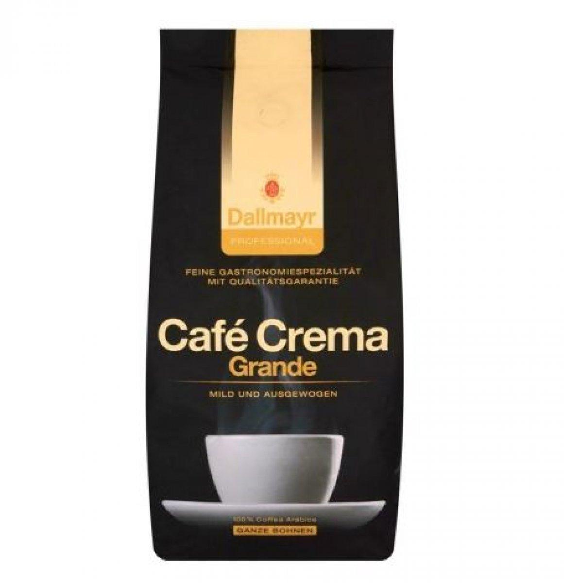 Dallmayr Cafe Crema Grande kawa ziarnista 1kg