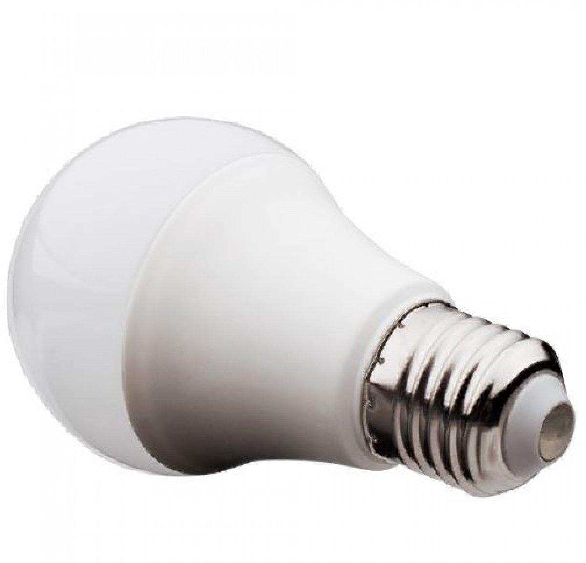 Żarówka E27 LED SMD 2835 10W zimna KULA kulka CW
