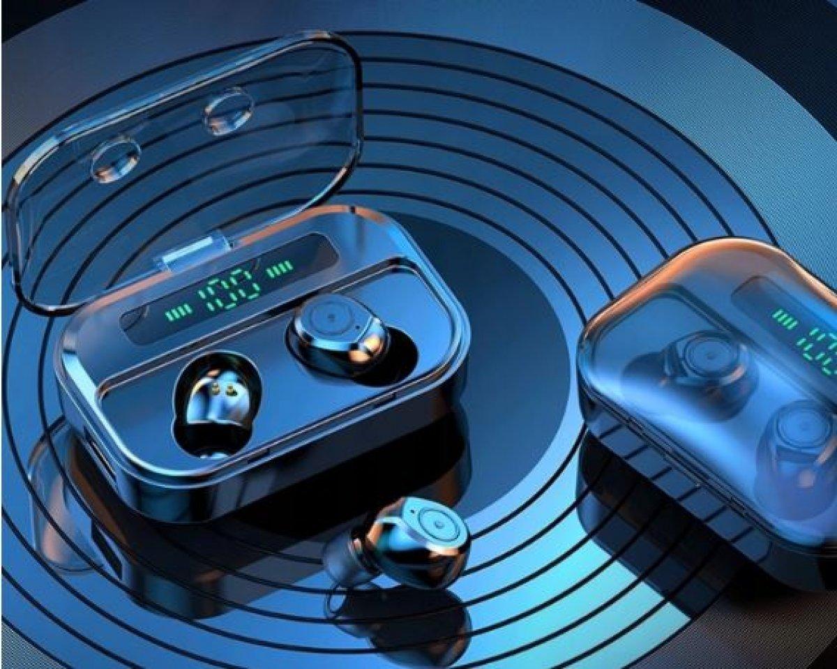 Słuchawki bezprzewodowe douszne M7