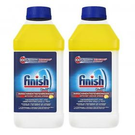 Finish Czyścik do Zmywarki Lemon 2 x 250ml DE