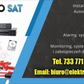 Elektryk, kompleksowe usługi/instalacje elektryczne, alarmowe Gryfice