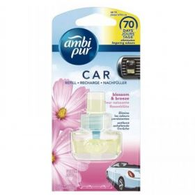Ambi Pur Car Blossom & Breeze Wkład 7ml BE