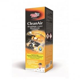 MOJE AUTO CLEAN AIR ODŚWIEŻACZ KLIMATYZACJI ŚWIEŻY