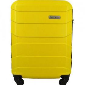 WALIZKA KABINOWA torba Sommerson żółta, 55x40x20cm
