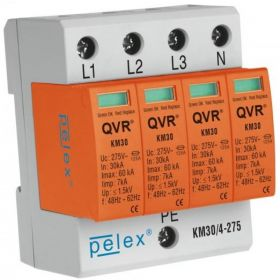 PELEX Ogranicznik przepięć ochronnik Typ 1+2 B+C
