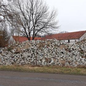 Sprzedaż kostki kamiennej granitowej