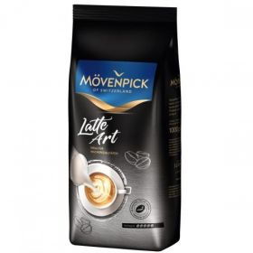 Movenpick 1kg Latte Art kawa ziarnista