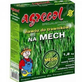 NAWÓZ do trawników mech antymech 1,2kg agrecol