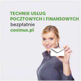 Technik Usług Pocztowych i Finansowych- dostepny za darmo w Cosinus!