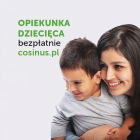 Opiekunka dziecięca- kierunek dostępny za darmo w Cosinus!