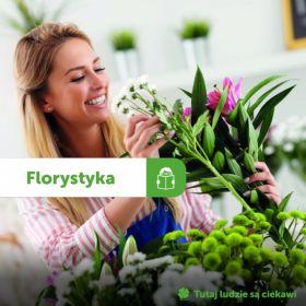 Kierunek Florysta dostępny za darmo w Cosinusie!