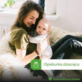 Kierunek Opiekunka dziecięca dostępny za darmo w Cosinusie!