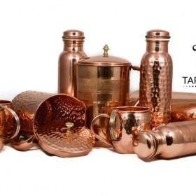 Antybakteryjne naczynia miedziane - Tarruna.com