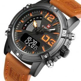 NAVIFORCE Zegarek męski elektroniczny sportowy