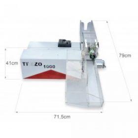 Elektryczna nabijarka, maszyna do produkcji papierosów TREZO 1000