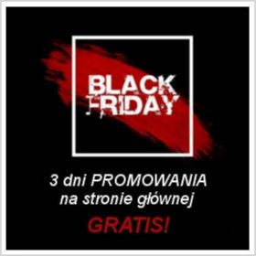 Black Friday 2018, Czarny Piątek