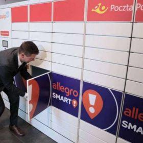 Do 2022 r. Poczta Polska chce mieć przynajmniej 2000 automatów paczkowych